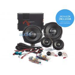 Gladen Mosconi Boxmore BMW GT - Sistema de sonido para coche BMW