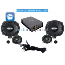 Gladen Mosconi Boxmore Audio Component BMW ENTRY DSP - Sistema de sonido para coche BMW