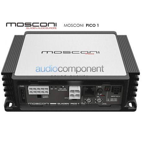 Mosconi PICO 1 - Amplificador 1 canal para coche