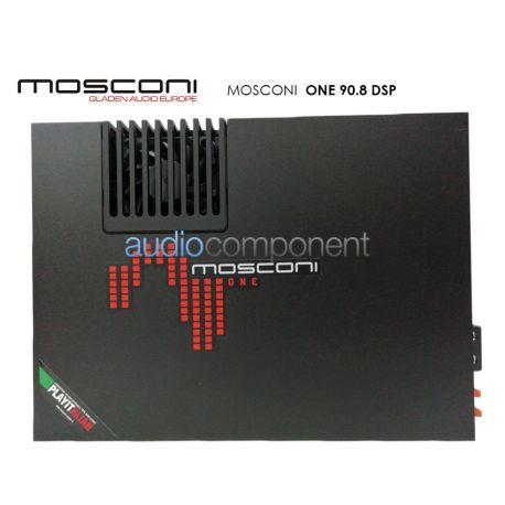 Mosconi Gladen Audio ONE 90.8 DSP - Amplificador 8 canales para coche
