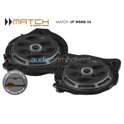 MATCH UP W8MB-S4 LHD - Subwoofers debajo asientos MERCEDES