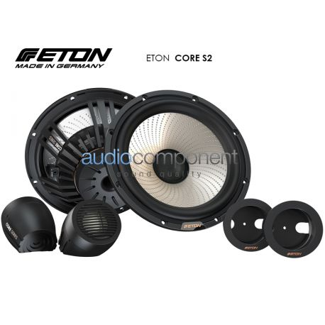 ETON CORE S2 - Sistema de altavoces para coche High - End