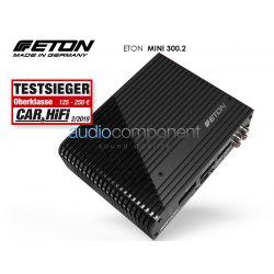 ETON MINI 300.2 - Amplificador 2 canales para coche
