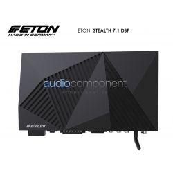 ETON STEALTH 7.1 DSP - Amplificador 7 canales para coche