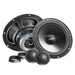 """ETON POW 160.2 COMPRESSION - Altavoces de Alta fidelidad para coche de 6,5"""""""
