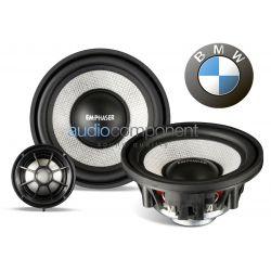 Emphaser EM-BMW3FR1 - Altavoces coche BMW Serie 1, BMW Serie 2, BMW Serie 3, BMW X1, BMW X3, BMW X4, BMW Serie 5