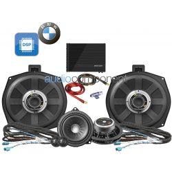 Kit sonido BMW Audio Component HIFI (3) - Descubre la calidad de un verdadero sistema de sonido BMW