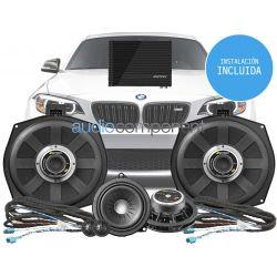 Instalación de kit de sistema de sonido para coche BMW - ETON UPGRADE Audio Component BMW DSP (3)