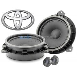 Focal IS TOY 165 - Altavoces Coche Toyota Lexus
