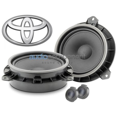 Focal IS TOY 165 - Altavoces Coche Toyota Lexus