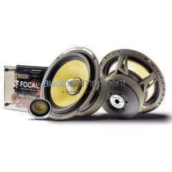 Focal ES 165 KX2 - Altavoces Elite K2 Power para coche