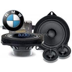 Focal IS BMW 100L - Altavoces coche BMW Serie 1, BMW Serie 2, BMW Serie 3, BMW X1, BMW X3, BMW X4, BMW Serie 5
