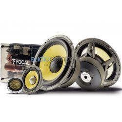 Focal ES 165 KX3 - Altavoces Elite POWER para coche