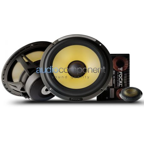 Focal ES 165 K - Altavoces Focal Elite K2 Power para coche