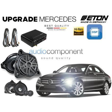 Kit sonido MERCEDES ETON Audio Component DSP - Descubre la calidad de un verdadero sistema de sonido MERCEDES