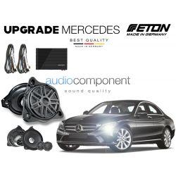 Kit sonido MERCEDES ETON Audio Component HIFI (2) - Descubre la calidad de un verdadero sistema de sonido MERCEDES