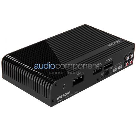 ETON POWER 220.4 - Amplificador 4 canales para coche