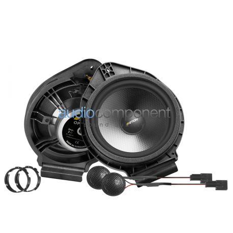 ETON UG OPEL F2.2 - Altavoces Opel Astra, Insignia, Zafira, Adam, Cascada Plug & Play