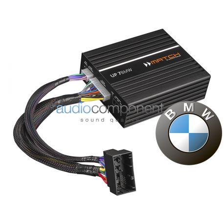 MATCH UP 7BMW - Amplificador HIFI para BMW
