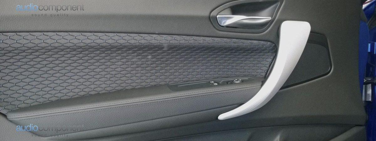 Cómo mejorar el sonido de BMW cambiando los altavoces (BMW