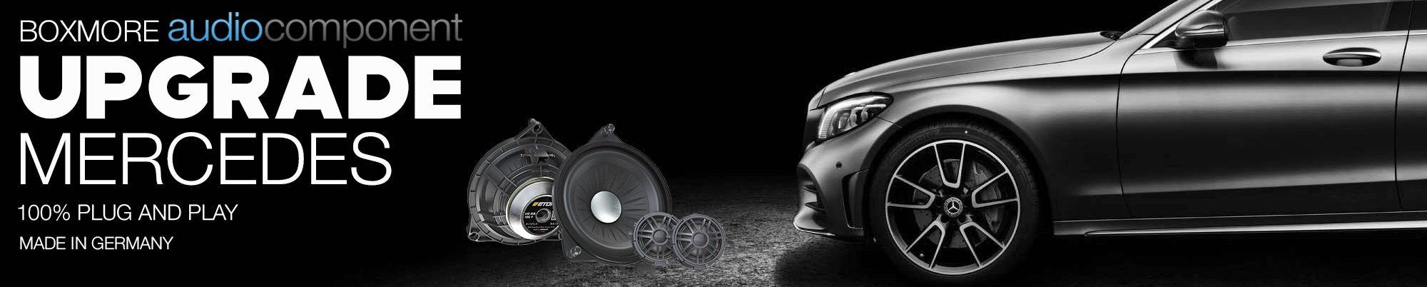 Sistemas de alta fidelidad Car Audio HIFI para Mercedes Benz
